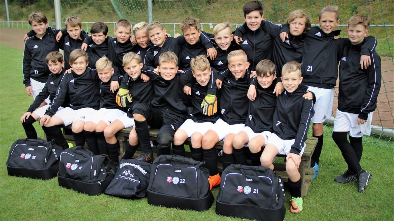 MaPri Abbruch, soziale Projekte, Sponsoring Fußballteam